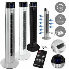 KESSER® Turmventilator mit Fernbedienung 60W Ventilator Standventilator 107cm