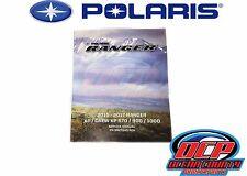 15 - 17 POLARIS RANGER FULL-SIZE 570 XP 900 CREW SERVICE SHOP REPAIR MANUAL BOOK