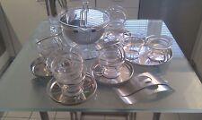 mono filio Komplettes Tee Ensemble - Design: Tassilo von Grolmann - Klassiker!