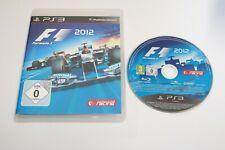 F1 2012 PS3 Sony PlayStation 3