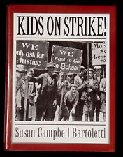 Book - Kids On Strike - American Child Labor History & Reform Lewis Hine Photos
