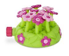 Sunny Patch Sprinkler Toy Water Toys Lawn Melissa Doug Yard Garden Fun Kids New