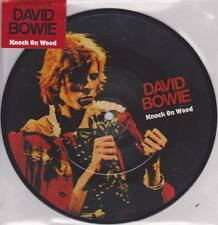 """DAVID BOWIE Knock On Wood 7"""" Picture Vinyl Limited Edition 2014 * RARE"""