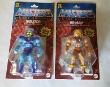 Masters of the Universe He-Man, Skeletor Retro Action Figures 2 ??