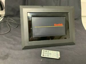 Kodak Digital Photo Frame With Remore and Power Cable - Easy to use