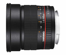 Samyang 85mm F/1.4 as If UMC Lens for Sony E Mount Cameras 8809298881702