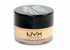 NYX FULL COVERAGE CONCEALER JAR - CJ 10 Yellow + Free Shipping