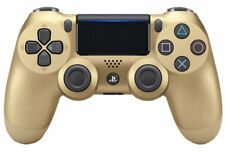 Sony PlayStation Dualshock Wireless Controller Gold