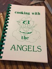 Cooking with the Angels St Louis Mo Cookbook Spiral Paperback Rural