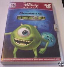 Monster & Co UN BOWLING DA URLO gioco pc Disney ITA PAL