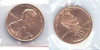 1998 P & D Lincoln Cent Gem Bu Pair from mint sets