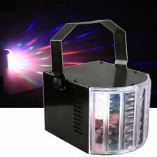 E-Lektron Kinta-8W LED RGBW Derby-Lichteffekt Party Disco Strahleneffekt - NEU