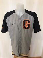 VINTAGE San Francisco Giants Size M Baseball Nike shirt jersey maillot trikot