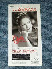 "GLORIA ESTEFAN Japan 1992 Tall 3""CD Single ALWAYS TOMORROW"