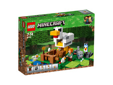 LEGO ® Minecraft ™ 21140 Pollaio NUOVO OVP _ The Chicken Coop NEW MISB NRFB