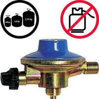 Special pressure regulator 50mbar for Campingaz bottles R901 R904 R907 reducer