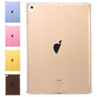 """For iPad 8th Gen 10.2"""" 2020/7th 10.2"""" Silicone Rubber Soft Case Clear Skin Cover"""