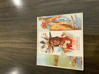 1888 N36 Allen & Ginter The American Indian Many Horns Blackfeet Sioux