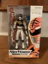 NEW POWER RANGERS LIGHTNING COLLECTION MIGHTY MORPHIN WHITE RANGER!