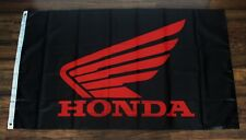 Honda Redwing Motorcycles Banner Flag Racing MotoGp World SuperBike Team 3 x 5