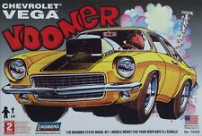 LINDBERG - CHEVY VEGA VOOMER CAR 1:20 MODEL KIT [72333] - GALAXY RC