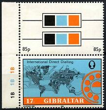 Gibraltar 1982 SG#484 Direct Calling MNH #D48095