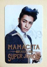SUPER JUNIOR SJ MAMACITA AYAYA Goods  Photo Card Photocard - Donghae