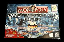 Monopoly 2006 FIFA World Cup Edition - Germany 2006 - Complete Set
