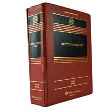 Constitutional Law Book (Aspen Casebooks) 7th Edition Stone Seidman Sunstein
