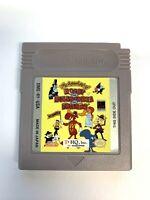 Adventures Of Rocky & Bullwinkle ORIGINAL NINTENDO GAMEBOY Tested + Working!