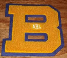 "Buffalo Sabres Chenille Patch NEW Embroidered Varsity Letter Large 5.5"" *R3"
