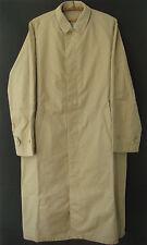Raincoat 100% Cotton Vintage Coats & Jackets for Men