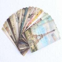 New Arrival 1Set/32pcs Retro Travel Landscape Postcard Greeting Card Cards Gift