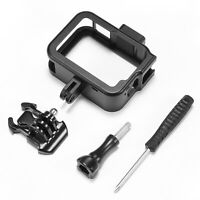 For GoPro Hero 8 Black Camera Aluminum Metal Cage Housing Shell Protective Case