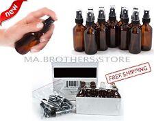 Glass Bottles For Essential Oils Essential Oil Glass Spray Bottles Amber 12 2 oz