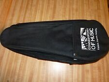 Black Gig Bag, Ukulele case, new w/o tags 22 inches long 9 inches wide