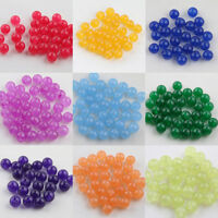 Wholesale Turquoise Gemstone Round Loose Spacer Beads Jewelry Making 6/8/10mm