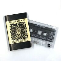 HELLHAMMER Apocalyptic Raids 1990 A.D. Cassette Tape Noise International Rare