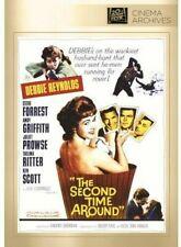 Second Time Around 0024543848844 With Debbie Reynolds DVD Region 1