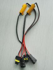 LED Headlight Canbus Error Free Anti Flicker Resistor Canceller 9006 9005 9012