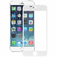 VETRO DISPLAY RICAMBIO PER IPHONE 6  PLUS BIANCO