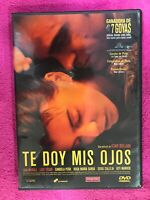 Te ( Gomma) Do Miei Occhi DVD Icíar Bollaín Laia Marull Luis Tosar Candela Peha