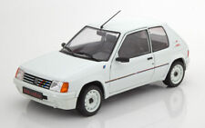 1:18 Solido Peugeot 205 Rally 1988 white