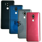 Battery Door Back Glass Cover With Camera Lens For LG G6 LG G7 ThinQ LG G8 ThinQ