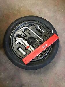 Audi TT Quattro 8N 2003-2006 Space Saver Spare Wheel Set 125/70/18 4mm Tread