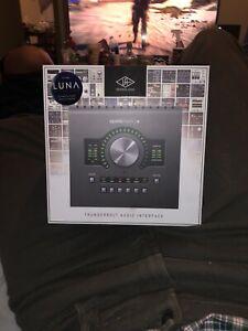 Universal Audio APLTWXD Apollo Twin X Duo Thunderbolt 3 Audio Interface