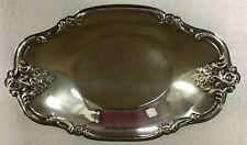 Vintage International Silver Company Silverplate Tray/Serving Dish #448