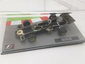 Lotus Ford 72D 1972 Emerson Fittipaldi F1 1/43 Formula One