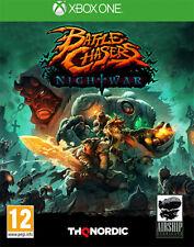 Battle Chasers: Nightwar - XBOX ONE ITA - NUOVO/SIGILLATO [XONE0500]