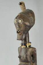 Grand Fétiche SONGYE 78 cm statue Congo Fetish African Art Tribal Africain 1341